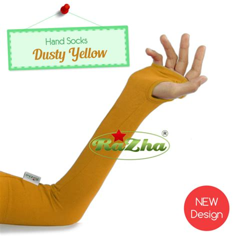 Livia Kuning Bros Bross Brooch Jilbab Pesta Premium socks dusty yellow pusat modern