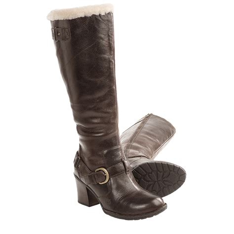 born boots b o c born kamana leather boots womens size 11 m