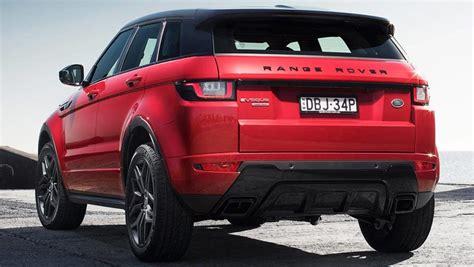 range rover evoque dynamic review 2016 range rover evoque td4 180 hse dynamic review road