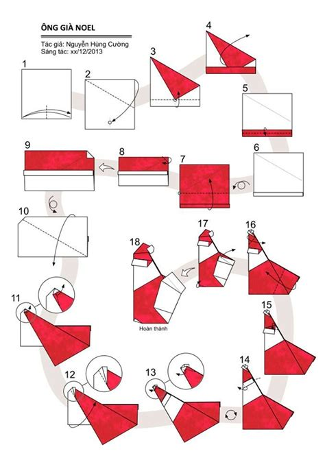 chrismas origami https scontent waw1 1 xx fbcdn net hphotos frc3 v t1 0 9