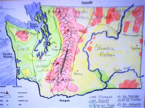 the clays of the state of washington their geology mineralogy and technology classic reprint books project washington topo map cves 4th grade