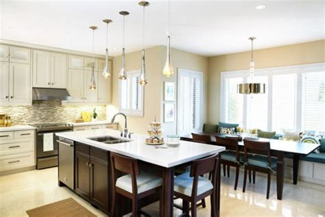 55 Beautiful Hanging Pendant Lights For Your Kitchen Island Lighting Above Kitchen Island