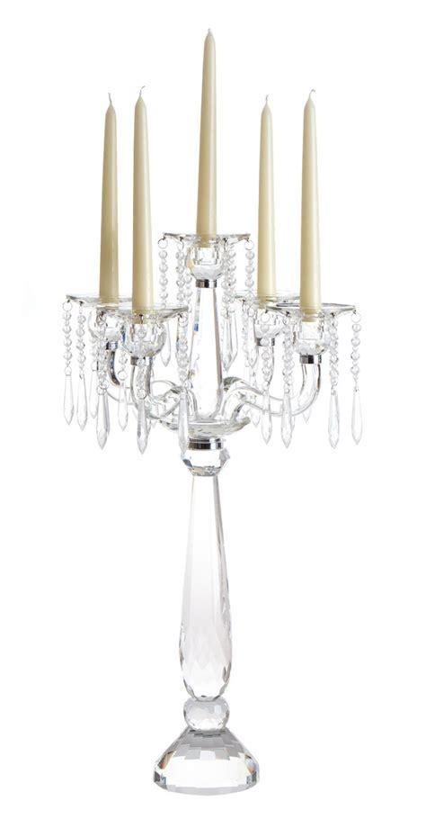 candelabro in cristallo noleggio candelabri candelabri in cristallo