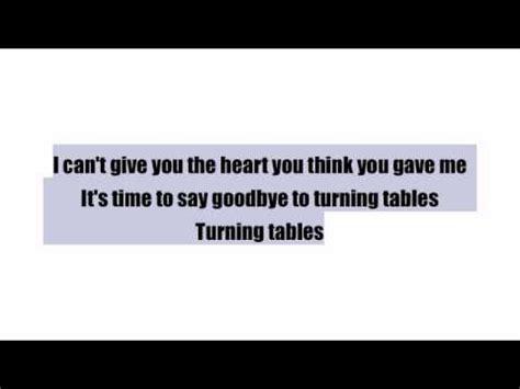 Turning Tables Karaoke by Turning Tables Adele Karaoke