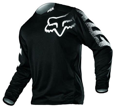 fox racing blackout jersey revzilla