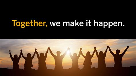 Will Make This Happen together we make it happen lifetime support by sap