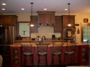 Primitive Kitchen Ideas primitive country kitchen islands with undermount rectangular kitchen