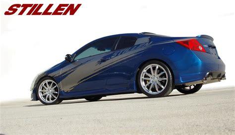 Nissan Altima Coupe Kit by Stillen Altima Coupe Rear Corners Released Stillen Garage