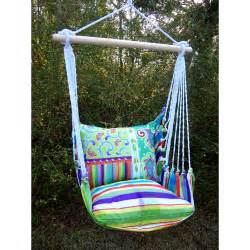 Hammock Swing Chair Magnolia Casual Dandy Hammock Chair With Pillow Set