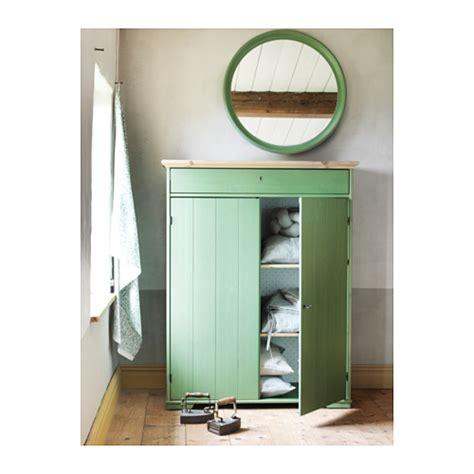 Linen Cabinets Ikea Hurdal Linen Cabinet Green 109x50x137 Cm Ikea