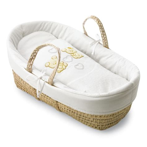 Crib Moses Basket by Woven Straw Baby Bassinet Crib Basket Moses Basket Buy