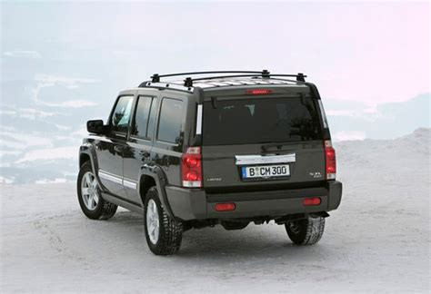 Jeep Commander Lease Jeep Commander 3 0 V6 Crd Limited 2006 Prix Moniteur