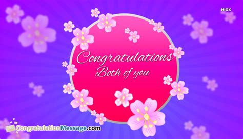 Wedding Wishes Congratulations To Both Of You by Congratulations Both Of You Congratulationmessage