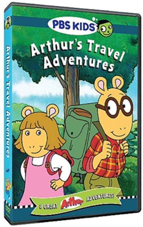 arthur s arthur s travel adventures arthur wiki