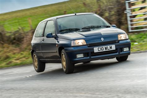 renault clio williams review history prices and specs