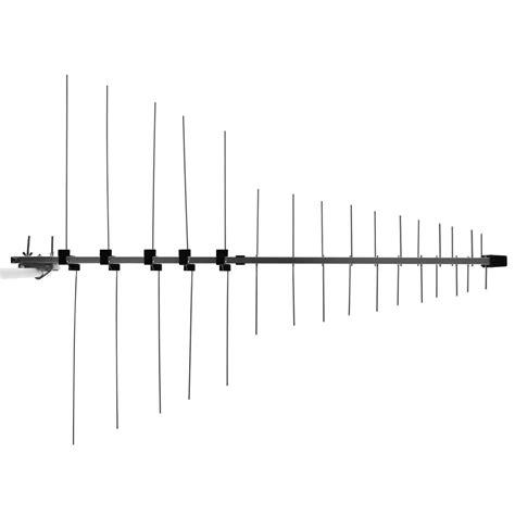 Air Curtain 90cm Gree Fm 1 12 9 K 32 element log periodic tv antenna vhf uhf fm hdtv digital