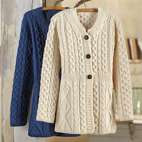 aran jacket knitting patterns free aran cardigan ireland cardigan with buttons