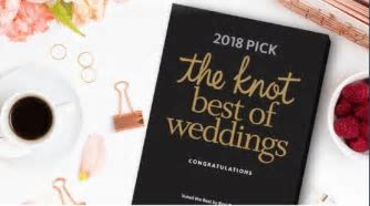 EBE Events & Entertainment Named The Knot Best of Weddings