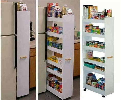 Rolling Kitchen Pantry Cabinet Rolling Pantry Shelf Problem Solving