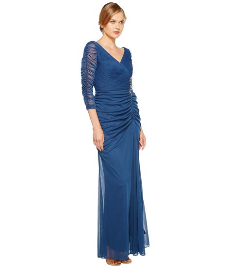 adrianna papell drape covered gown adrianna papell drape covered gown women shipped free