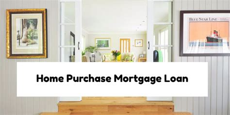home purchase mortgage loan with bad credit and low credit