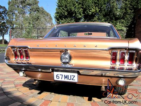 Ford Mustang 1967 2d Hardtop 289 3 Sp Automatic 4 7l Carb Burnt In Melbourne Vic Ford Mustang 1967 2d Hardtop 289 3 Sp Automatic 4 7l Carb Burnt In Melbourne Vic