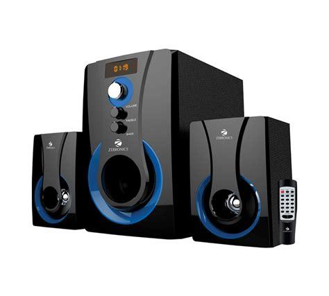 Speaker Multimedia zebronics 2 1 multimedia speaker images
