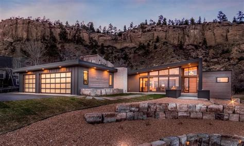 contemporary style  build  billings montana homes