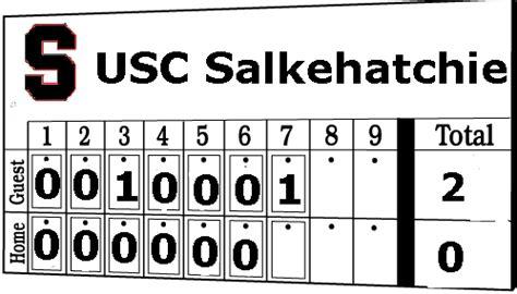 "the university of south carolina salkehatchie ""indians"
