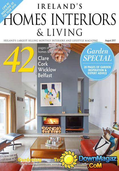 home design magazine ireland ireland s homes interiors living 08 2017 187 download