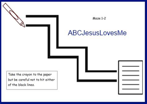 Abcjesuslovesme Worksheets by 4 Year Week 16 Abc Jesus Me