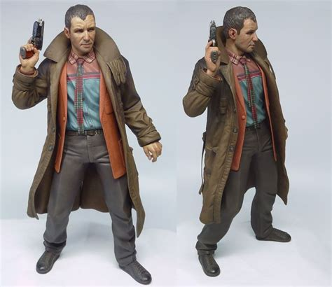 figure s blade 17 best images about blade runner figures on