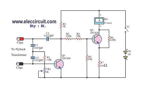 Headset Bagan tester circuit page 7 meter counter circuits next gr