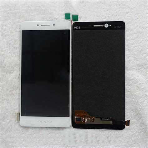 Tablet Oppo R7s Phones Tablets Replacement Parts Oppo Oppo R7s White Screen Assembly Lcd Touch