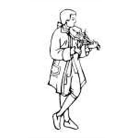 violin player coloring page music coloring pages