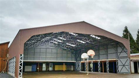 Wide Span Sheds Wa by All Steel Northwest Metal Garage Buildings Carports In