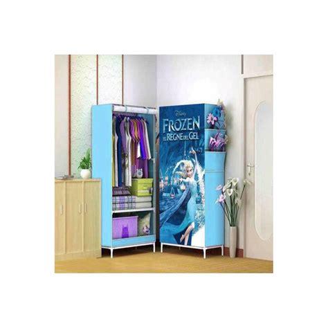 Lemari Plastik Karakter fitur lemari pakaian 6 pintu portable karakter i lemari