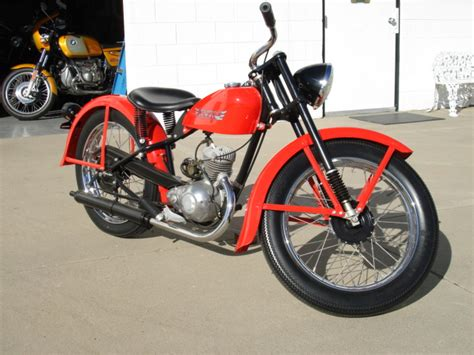 1956 harley davidson hummer mathews collection