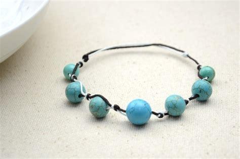 how to make beaded jewelry bracelets how to make a knotted bracelet with 183 how to make a