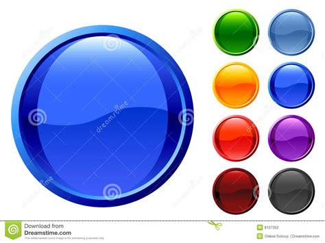 Glosy Set by Web Buttons Glossy Set Stock Photo Cartoondealer