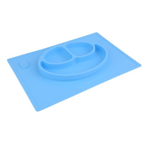 Table Mat For Toddler baby toddler one silicone placemat plate dish food