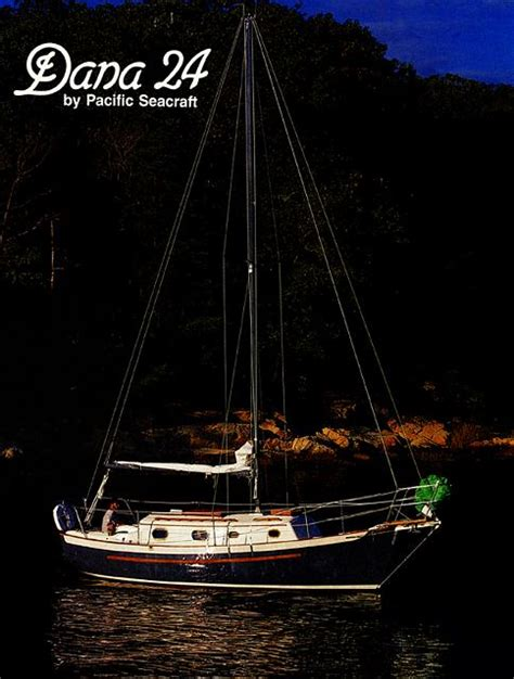 sailboats you can live on for sale pacific seacraft dana 24 sailboat used boats for sale