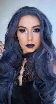 hair colors for 60 gray blue 17 hairstyles for your halloween costumes pretty designs