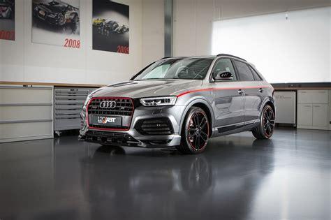 Audi Competition Aufkleber by Audi Q3 Abt Qs3 2016