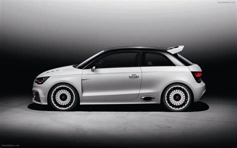 Audi A1 Concept by Audi A1 Clubsport Quattro Concept 2011 Widescreen