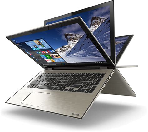toshiba laptop features designed for windows 10 toshiba