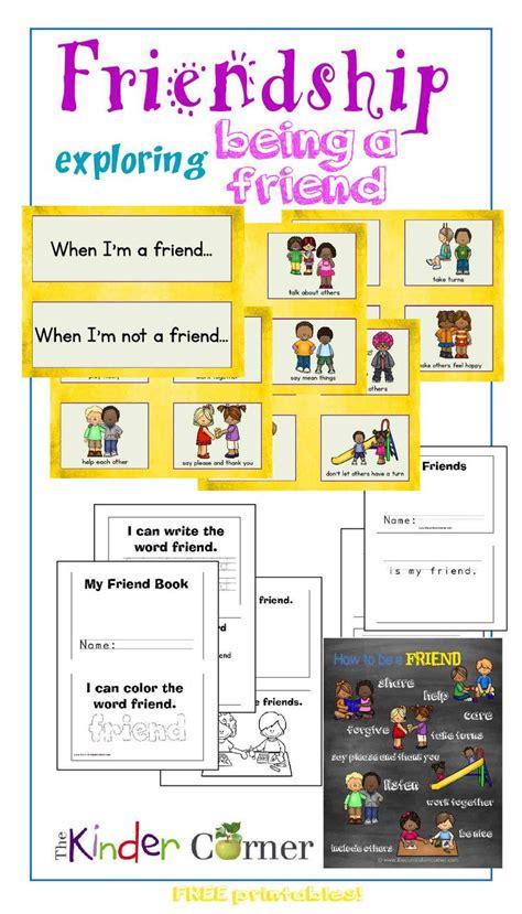 story themes about friendship best 25 preschool friendship activities ideas on
