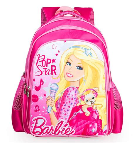 Barbies Bag ᐊ2016 lovely ᗛ princess school bags