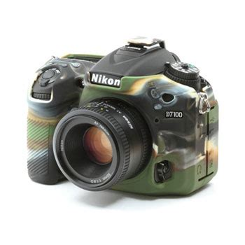easy cover for nikon d7100 camouflage ln63658 ecnd7100c