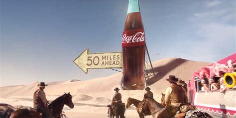 coca colas super bowl  ad coke chase